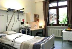 Patientenzimmer Oberschenkel straffen Kassel